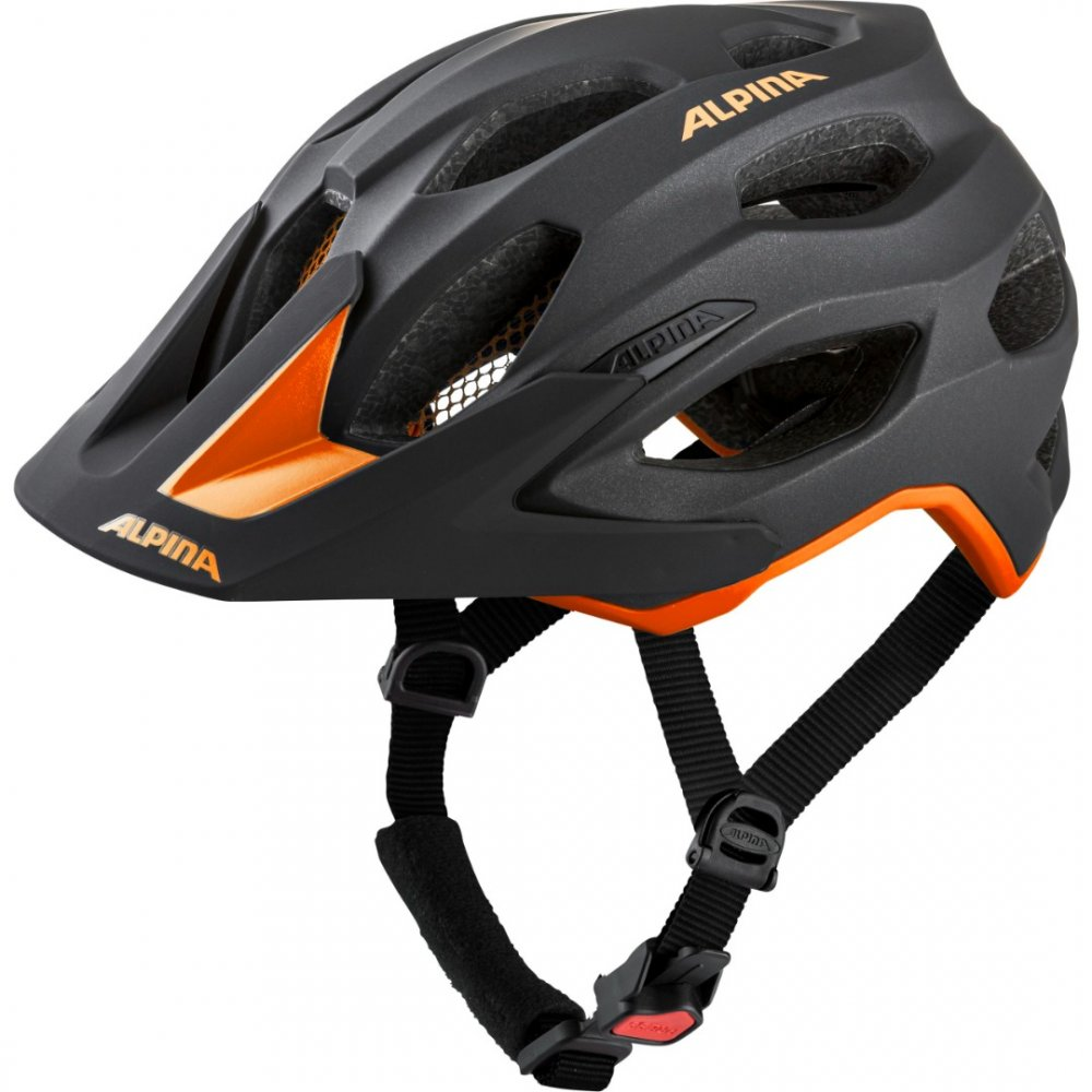 CARAPAX 2.0, black-orange, 57-62