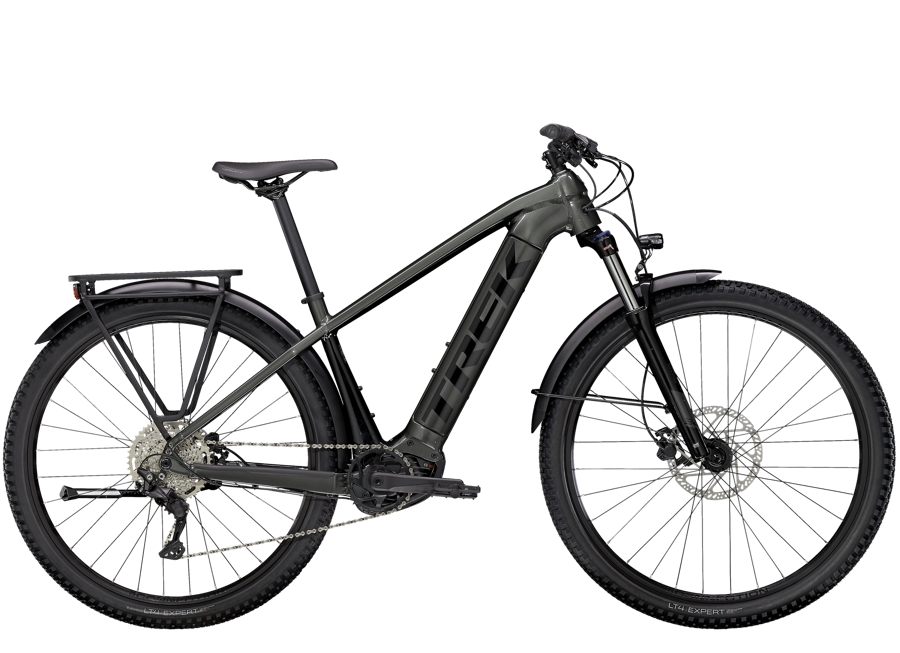 Trek Powerfly Sport 4 Equipped XL (29  wheel) Lithium Grey/Trek Black