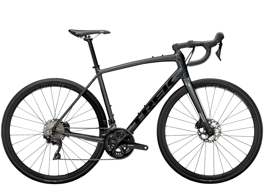 Trek Domane AL 5 Disc 52 Lithium Grey/Trek Black