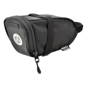 AGU Essentials Saddlebag Medium schwarz