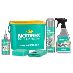 Motorex Bike Cleaning Kit Eimer